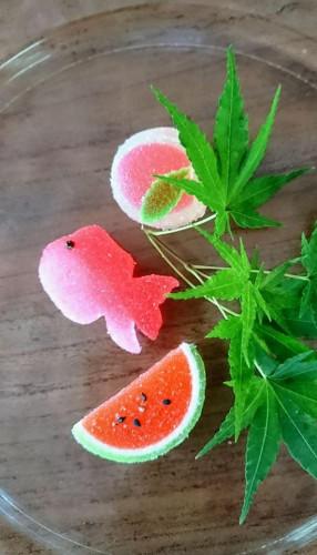 京菓子金魚