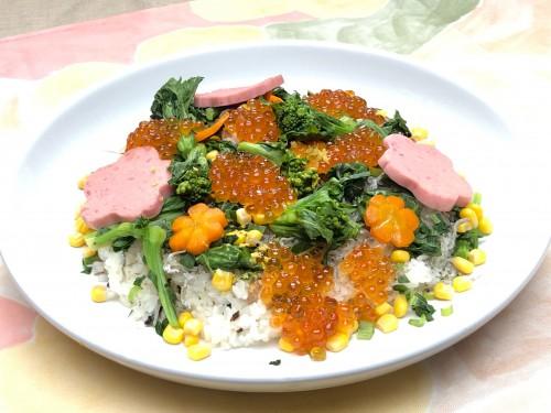 菜の花寿司